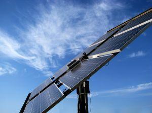 Solar Power on Cloudy Days