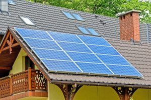 Home Heating Solar Panels & Solar Home Heating Systems With a Modern Twist