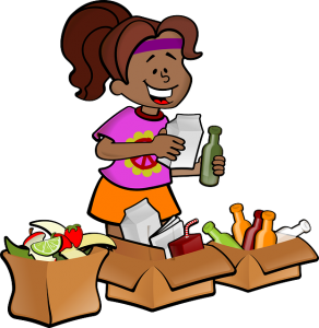 Home Composting Materials