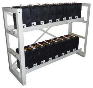 Solar Energy Storage Battery Rack