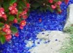 Recycled Glass Mulch