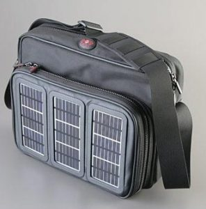 Voltaic Portable Solar Power Bag