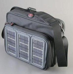 Voltaic Portable Solar Power Bag
