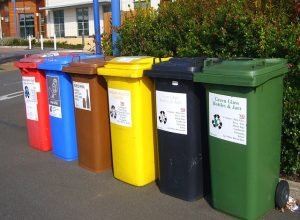 Kerbside Recycling Bins