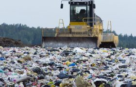 Landfills Running Out of Space
