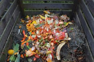 Home Composting Recycling Bin