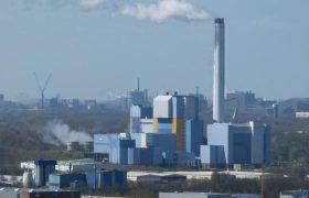 Waste to Energy Plant in Oberhausen, Germany